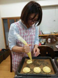 浜松市料理教室「ゆうこの台所」生徒様